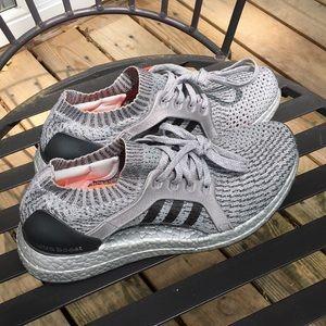 Adidas Ultra Boost X ltd grey / silver NEW